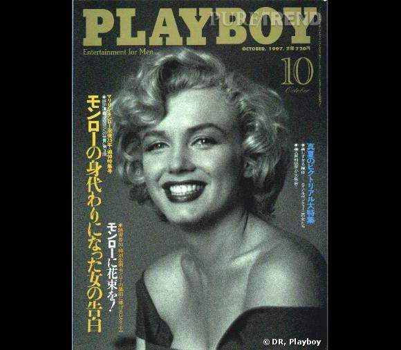Marilyn Monroe, un mythe en couverture.