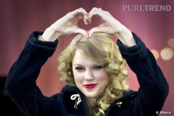 Taylor Swift aime les bad boys et ne s'en cache pas.