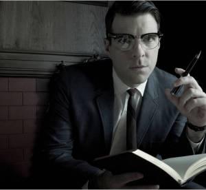 Zachary Quinto, portrait d'un tueur en series