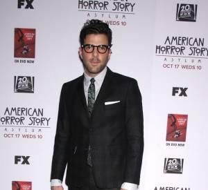 Zachary Quinto, un phénomène de la télévision habitué aux rôles de méchants.