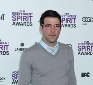 Zachary Quinto, un acteur mode que les réalisateurs du petit écran s'arrachent.