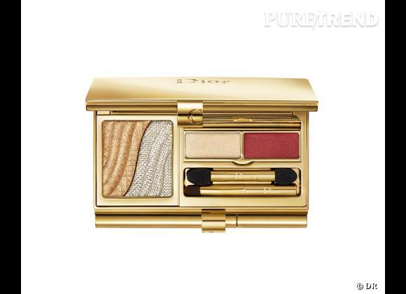 Dior Grand Bal Carnet de Maquillage, Collection Grand Bal de Dior, 78,50 €.