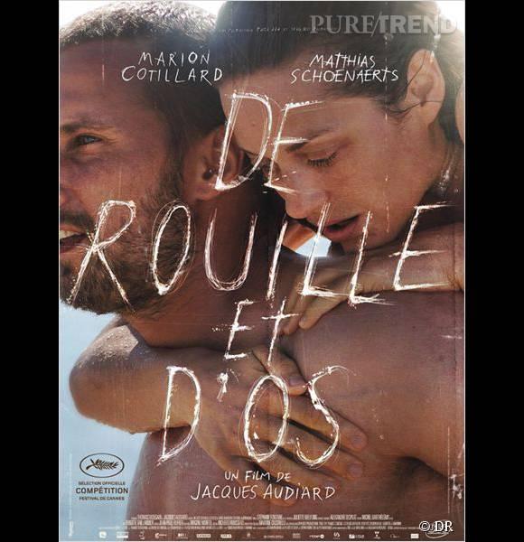 """""""De Rouille et d'os"""" véritable succès outre-Atlantique."""