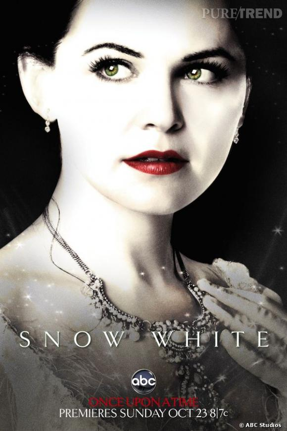 Ginnifer Goodwin joue Blanche-Neige, mais aussi une institutrice dévouée.