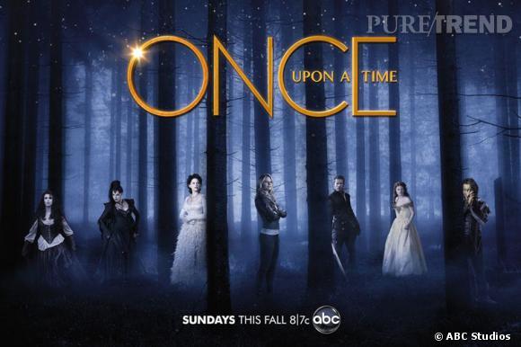 """Si vous aimez les contes de fées, allez vite regarde """"Once Upon A Time""""."""