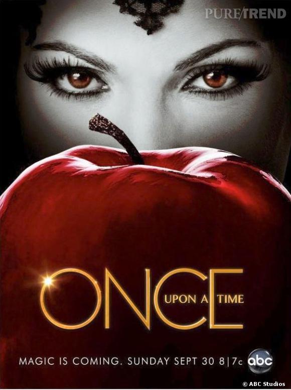 """La série télévisée """"Once Upon A Time"""" ne se contente pas de parler de la pomme empoisonnée, mais utilise bien tous les contes de notre enfance."""