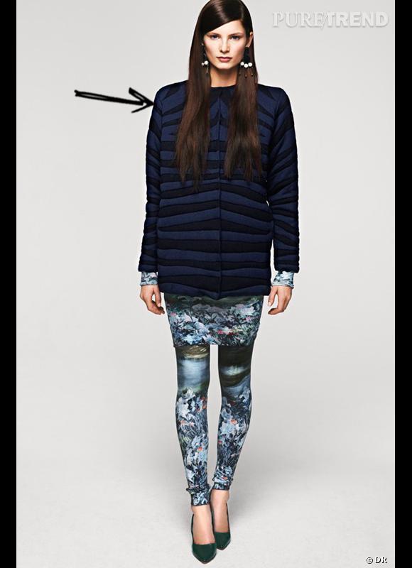 Comment porter le manteau cet hiver ?      Comme chez H&M on craque pour le manteau brodé.      Collection Automne-Hiver 2012/2013