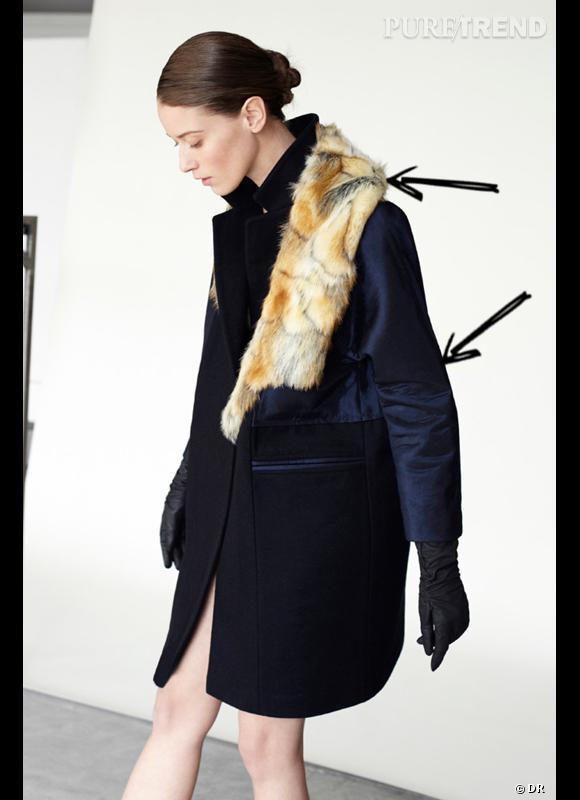 2ff07ff78e Comment porter le manteau cet hiver ? Comme chez Asos on mise sur le manteau  ultra