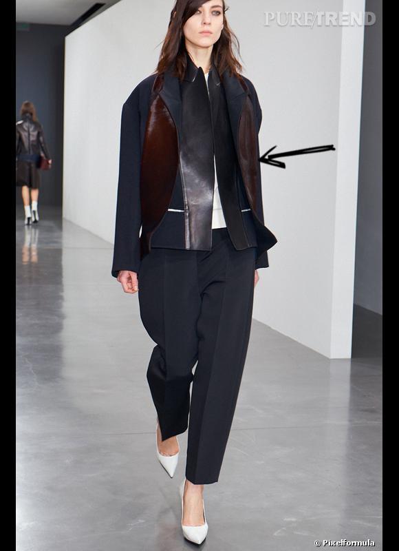 Comment porter le manteau cet hiver ?      Comme chez Céline on adopte le manteau rigoureusement élégant.     Défilé Automne-Hiver 2012/2013