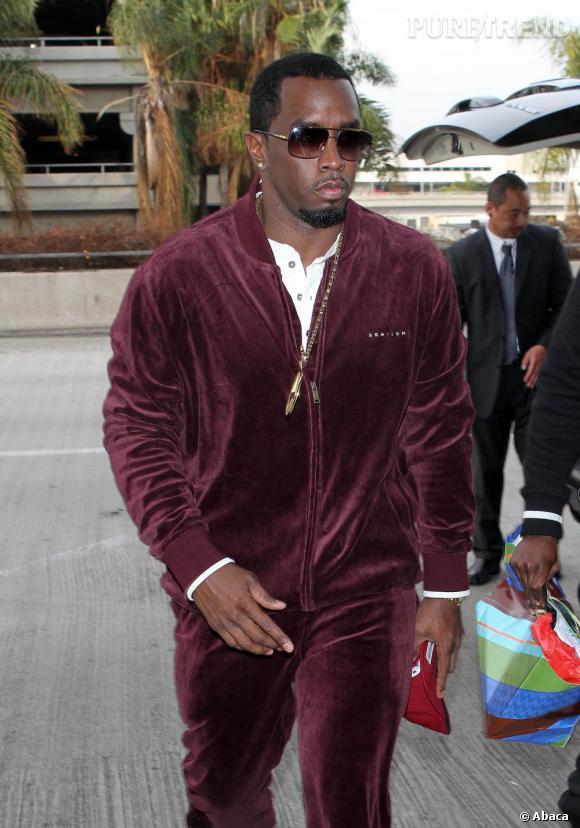 Diddy, un flop façon pouf à Los Angeles.