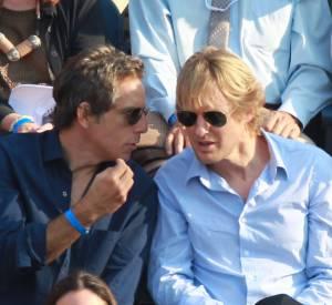 """Ben Stiller et Owen Wilson font partie du """"Frat Pack"""" et tournent quasiment toujours ensemble. Forcement, ça crée des liens."""