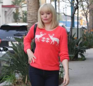Rose McGowan : duck face et blond platine... Le flop mode !