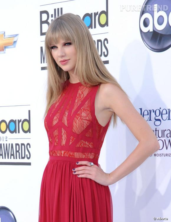 Taylor Swift fête aujourd'hui ses 23 ans.