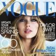 En février 2012, elle a fait la couverture du Vogue US.