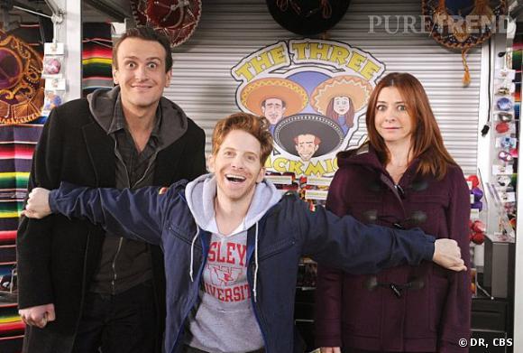 """Seth Green, qui jouait avec Alyson Hannigan dans """"Buffy"""", sera bientôt dans un des épisodes de la série !"""