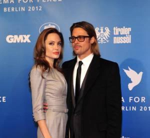 Angelina Jolie et Brad Pitt : un mariage secret a Noel ?