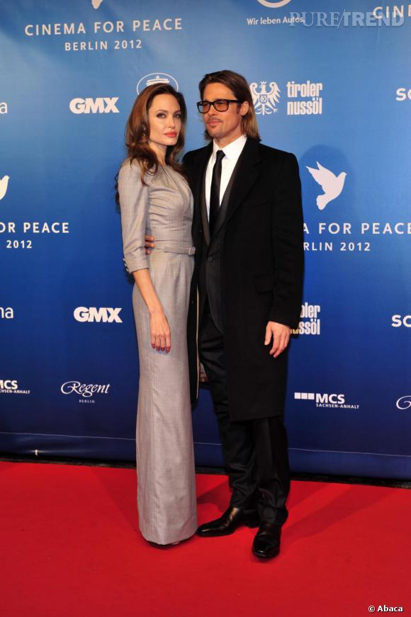 Brad Pitt et Angelina Jolie : mariés en secret à Noël ?