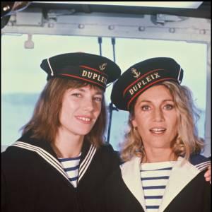 Version petit matelot avec Jane Birkin.