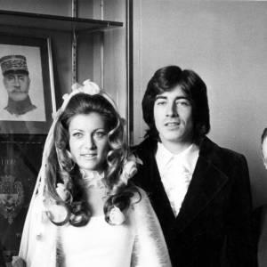 Le 13 février 1973, elle se marie avec Ringo. Ils auront un enfant, Ludovic.