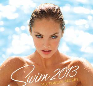 Victoria's Secret : Candice Swanepoel devoile le nouveau catalogue tres sexy
