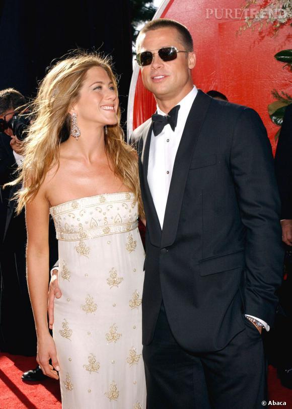 Jennifer Aniston et Brad Pitt : déjà 8 ans depuis leur séparation, retour sur leurs apparitions en duo.