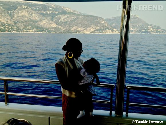 Toujours très discrète avec sa fille, on se demande si la chanteuse Beyoncé partagera une photo de la soirée d'anniversaire.