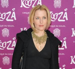 Gillian Anderson : prix de l'anti-sexy pour l'agent Scully