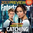 """""""Hunger Games : L'Embrasement"""" les premières images dévoilées par Entertainment Weekly."""