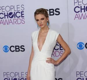 Taylor Swift : toujours pareille sur tapis rouge !
