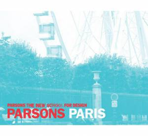 La très réputée Parsons School s'installe à Paris