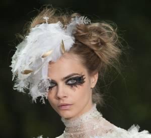 Focus défilé : Le regard gothique de Chanel
