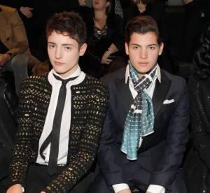 Peter II et Harry Brant : les nouveaux freres de la mode