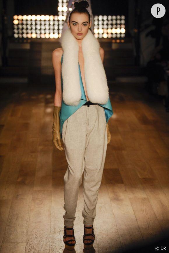 Gustavo Lins Haute Couture Printemps-Eté 2013