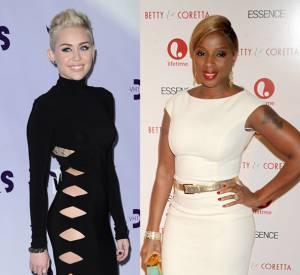Miley Cyrus a une invitée de marque sur son prochain album : Mary J. Blige !