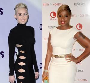 Miley Cyrus : un tournant hip hop avec Mary J. Blige pour son prochain album ?