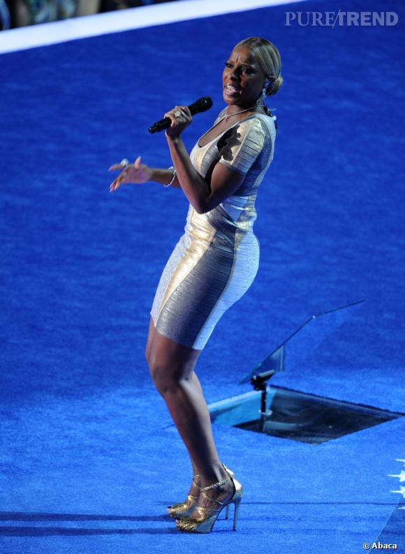 Mary J. Blige, la pro des collaborations et des featuring, devrait apporter un joli bonus à l'opus de Miley Cyrus.