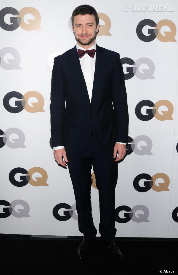 Justin Timberlake fête ses 32 ans le 31 janvier 2013.