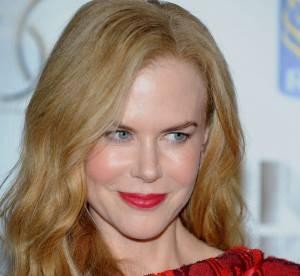 Nicole Kidman et le botox : ''Je peux de nouveau bouger mon visage''