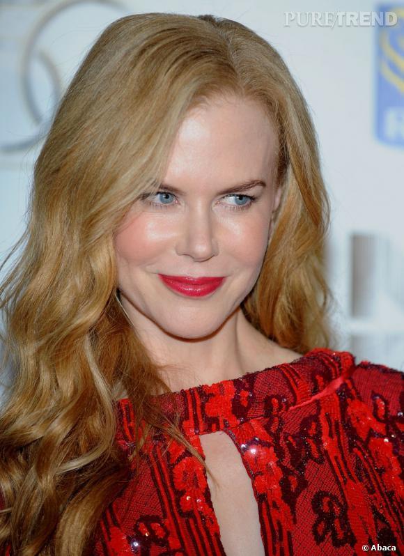 À 42 ans, Nicole Kidman parait sans âge.