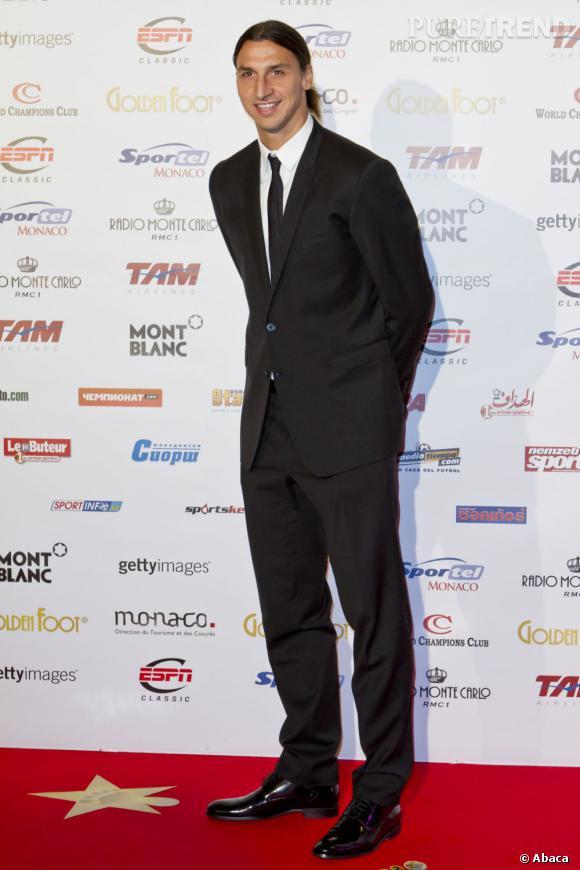 Zlatan Ibrahimovic: l'élégance bad boy.