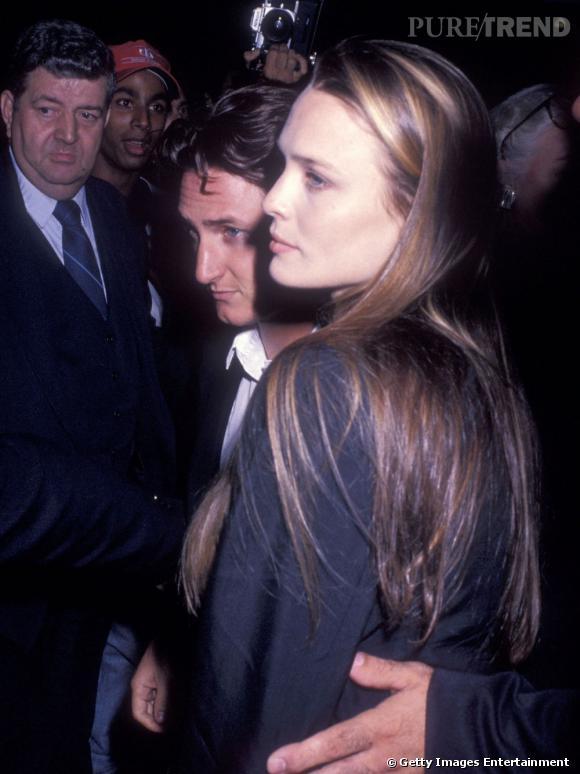 Sean Penn et Robin Wrightsont restés ensemble 11 ans.