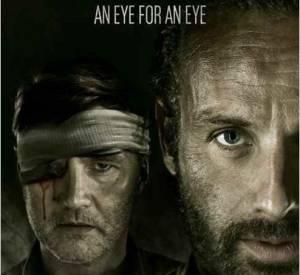 """""""The Walking Dead"""" revient dimanche sur le petit écran américain après plus de 2 mois d'absence."""