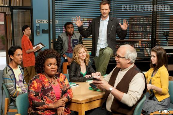 """C'est aussi le grand retour de """"Community"""" jeudi sur NBC. L'occasion de vérifier que la série TV est toujours aussi hilarante malgré le départ du créateur Dan Harmon."""
