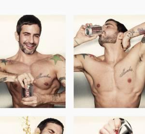 Marc Jacobs fait tomber le haut pour Coca-Cola light