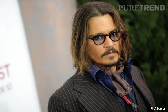 Johnny Depp, seul depuis son aventure avec Amber Heard.