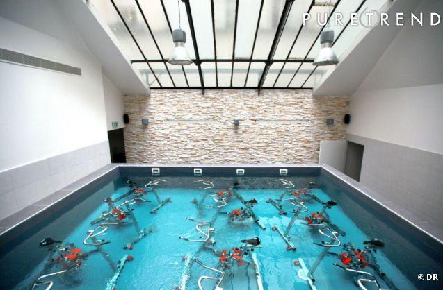 Je waterbike chic et coach e la maison popincourt - Verriere pour piscine ...
