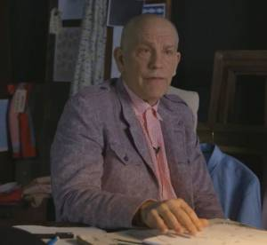 John Malkovich devient styliste pour Yoox