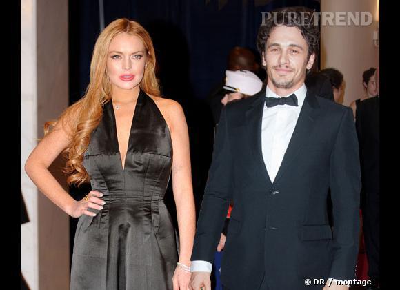 James Franco aurait refusé les avances de Lindsay Lohan.