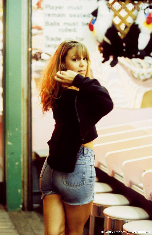 Mariah Carey fête aujourd'hui ses 43 ans.