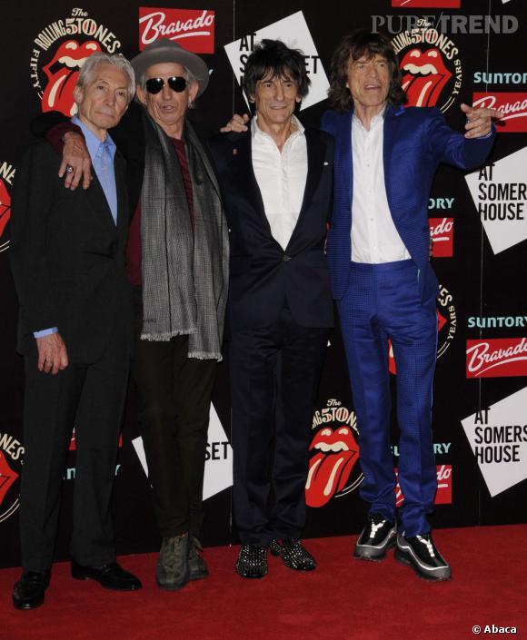 Les Rolling Stones se produiront pour la première fois en cinquante ans au festival Glastonbury en juin 2013.